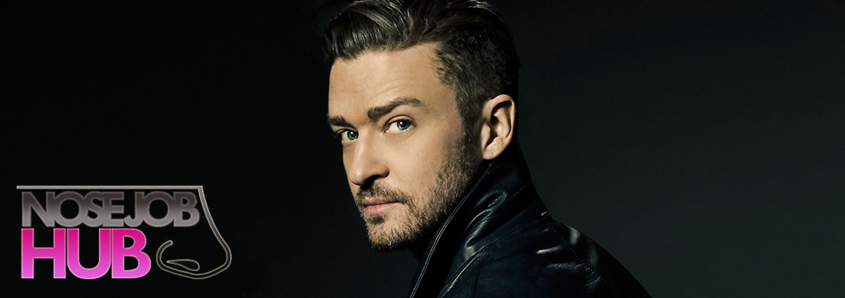 Justin Timberlake Before and After Nose Job