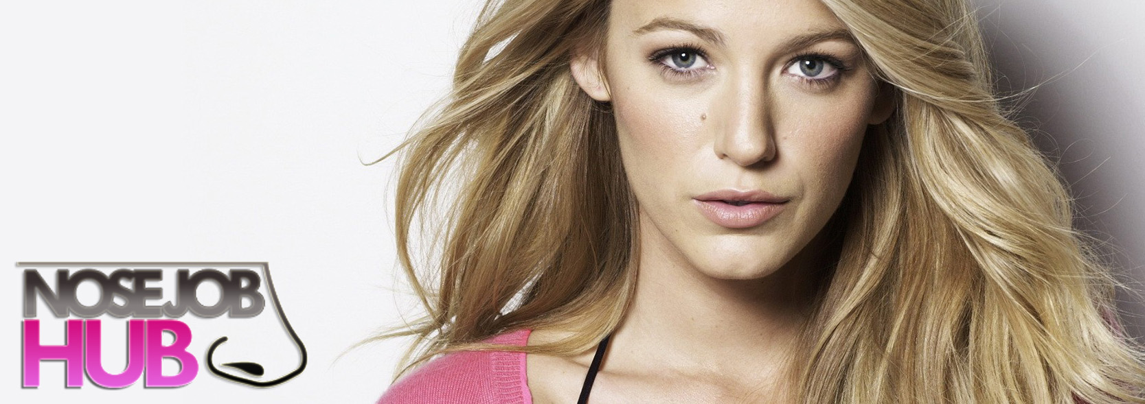 Blake Lively Before and After Nose Job
