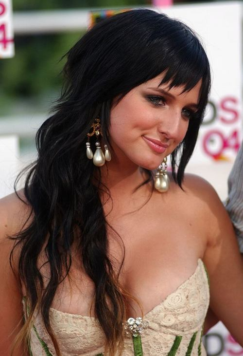 Ashlee Simpson Nose Job Before And After Photos